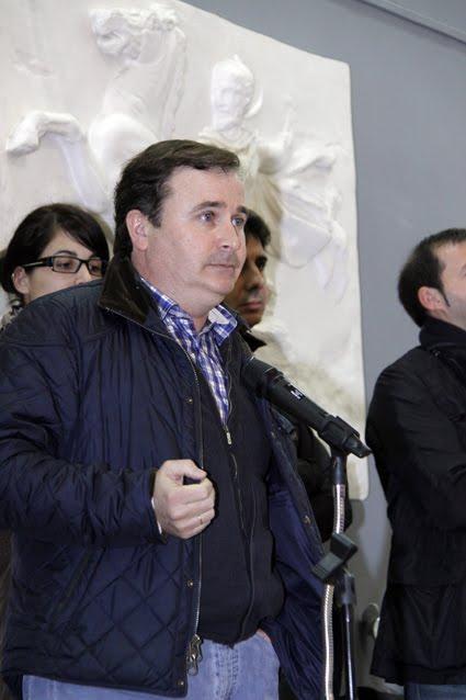 Encuentro-conferencia en la escuela de arte Pedro Almodovar