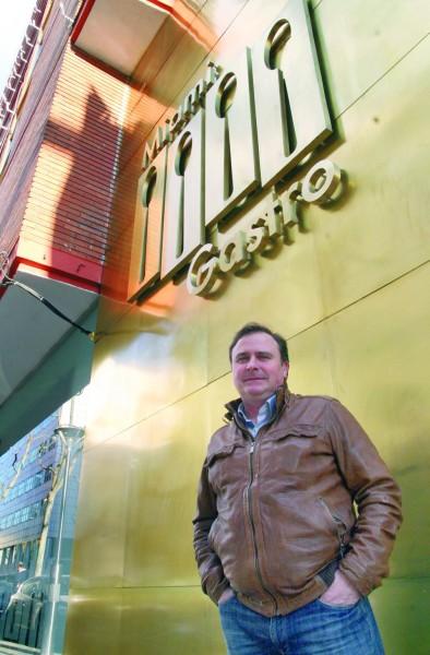 Miguel Alberdi en el diario Lanza digital